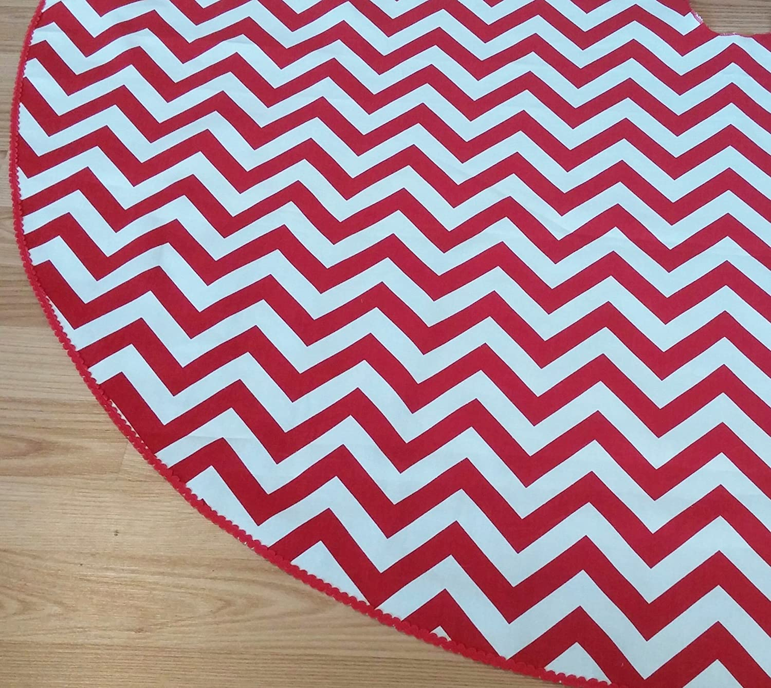 Chevron Red 55