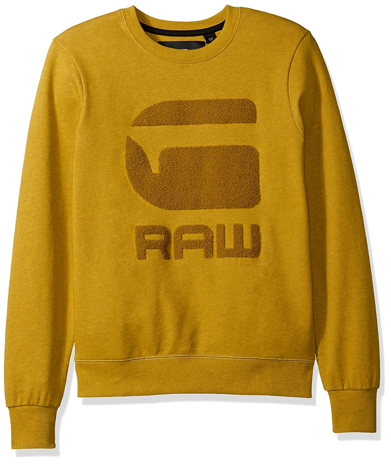 G-Star Raw Men's Yster R Sw L/s Heat D03978-7809-8077