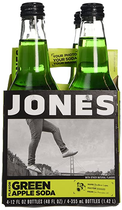 Top 9 Jones Apple Soda