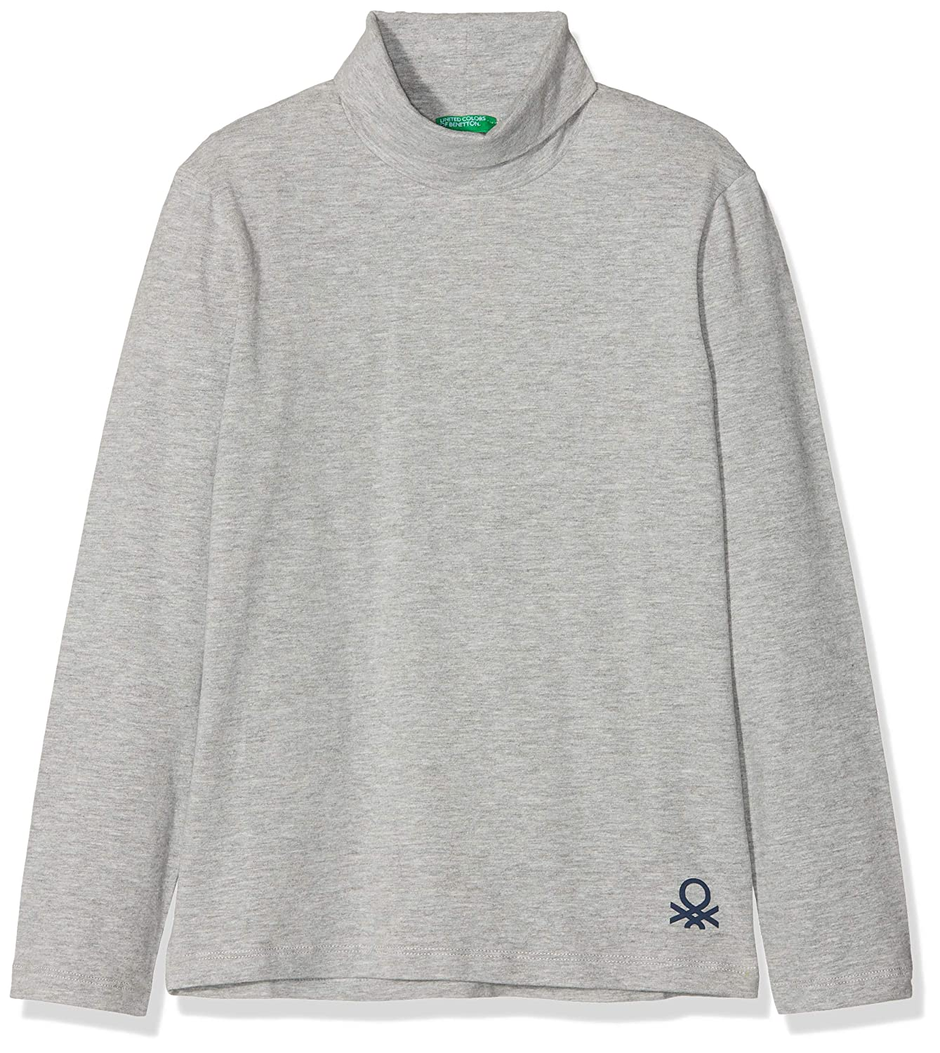 L//S United Colors of Benetton Jungen Pullover Turtle Neck Sw