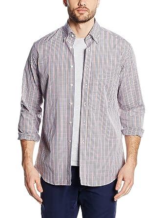 Mirto Camisa Hombre Happy Multicolor M: Amazon.es: Ropa y accesorios