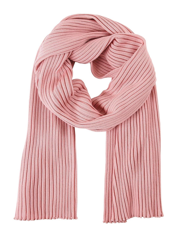 UPPE rcase estola/ - Mono, Vintage Color Rosa Pastel, 75 x 195 cm: Amazon.es: Ropa y accesorios