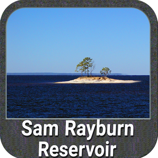 Sam Rayburn Gps Fishing Chart: Amazon.es: Appstore para Android