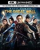 The Great Wall [4K Ultra HD + Blu-ray + Digital HD] (Bilingual)