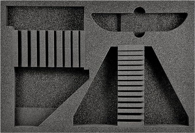SW-Stahl relleno de gomaespuma para herramientas, Z2500-EINLAGE2: Amazon.es: Bricolaje y herramientas