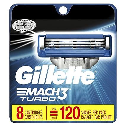 Gillette - GILLETTE MACH 3 4 pz