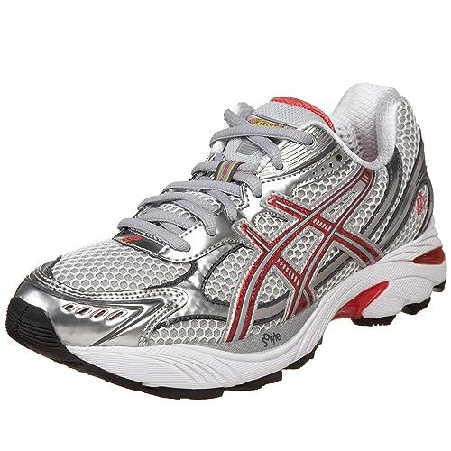 Asics GT-2150 - Zapatillas de running de sintético para mujer Lightning/Paradise Pink/Lemon 44.5: Amazon.es: Zapatos y complementos