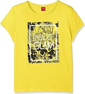 s.Oliver s.Oliver Mädchen T-Shirt T-Shirts  Amazon.de  Bekleidung edc1a06d69