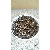 Götte Vitalprodukte Bio Leinkuchen, Pellets Lein Presskuchen 10 kg Sack