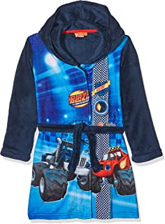 Blaze And The Monster Machines Boys Zip Hoodie Blue 8 Years Amazon
