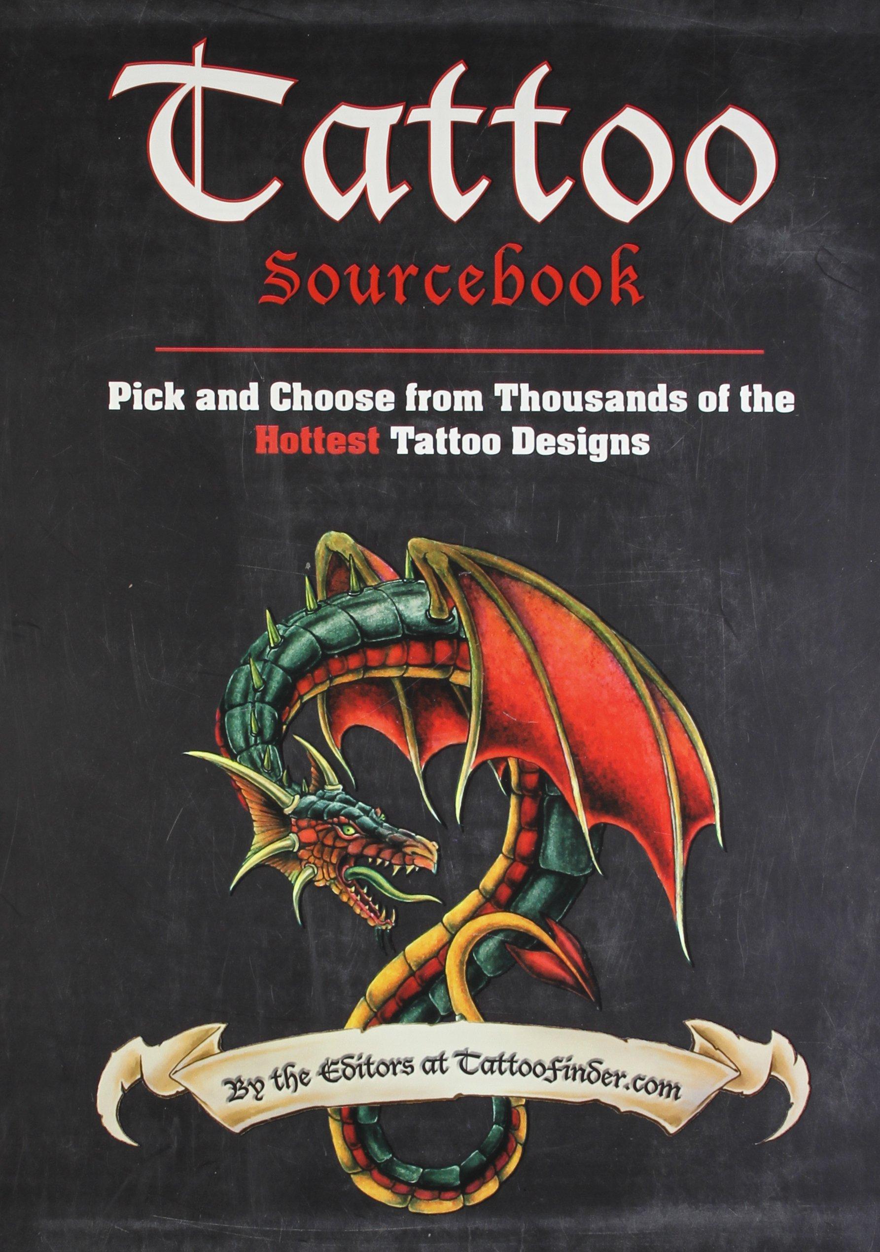 Tattoo Sourcebook Tattoofinder product image
