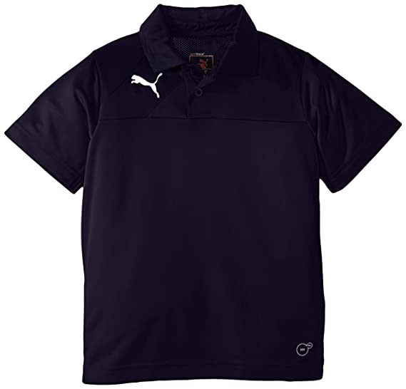Puma Polo Esquadra Leisure - Polo para niño: Amazon.es: Ropa y ...