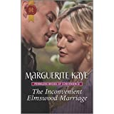 The Inconvenient Elmswood Marriage: A Regency Historical Romance (Penniless Brides of Convenience Book 4)