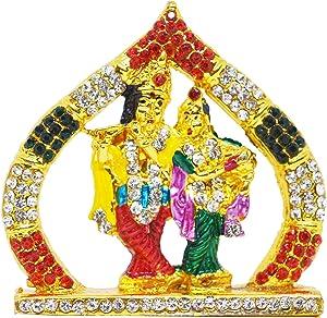 Gopal Radhe Krishna Idol Figurine Showpiece for Home Office Decor