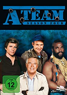 The A Team - Season 5 [Import anglais]: DVD & Blu-ray : Amazon fr