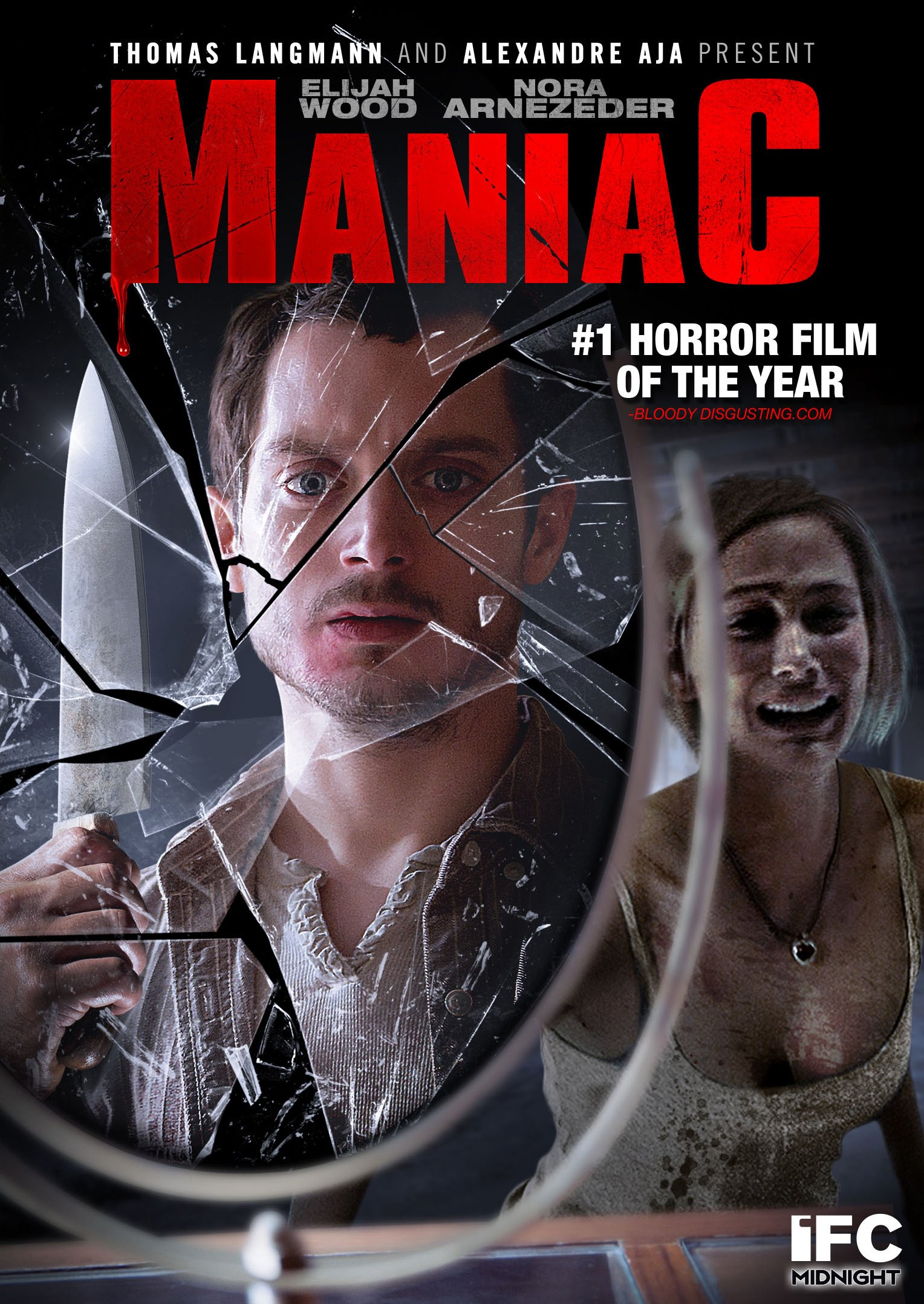 DVD : Maniac (DVD)