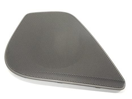 Audi A6 C7 OS trasera derecha funda para altavoz parrilla negro nuevo