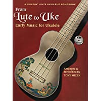 From Lute To Uke: Early Music For Ukulele (Book/Cd Package)