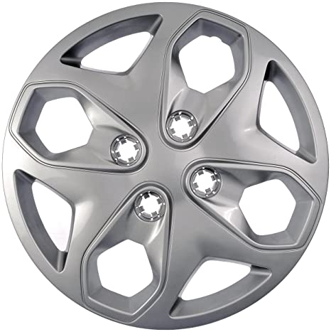 Amazon.com: Dorman 910-107 Ford Fiesta 15 inch Wheel Cover Hub Cap: Automotive