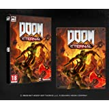DOOM Eternal with Steel Poster (Exclusive to Amazon.co.uk) (PC DVD)