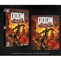 DOOM Eternal with Steel Poster (Exclusive to Amazon.co.uk) (PC DVD)