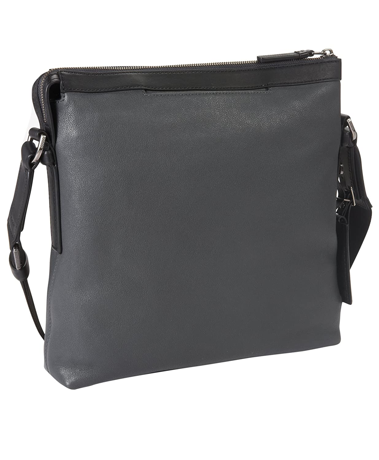 release info on latest sale outlet online Tumi Mission Bartlett Leather Crossbody, Iron: Amazon.ca ...