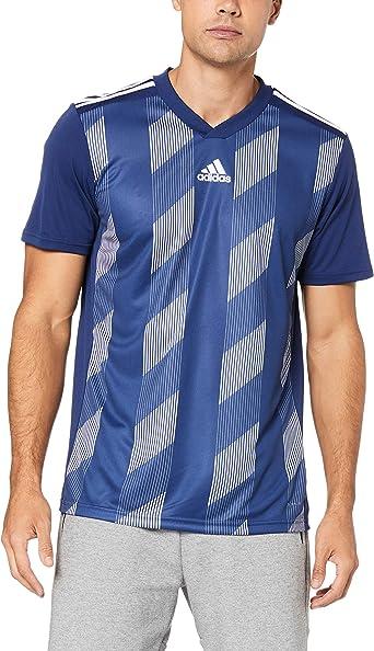 adidas Striped 19 JSY T-Shirt, Hombre: Amazon.es: Ropa y ...