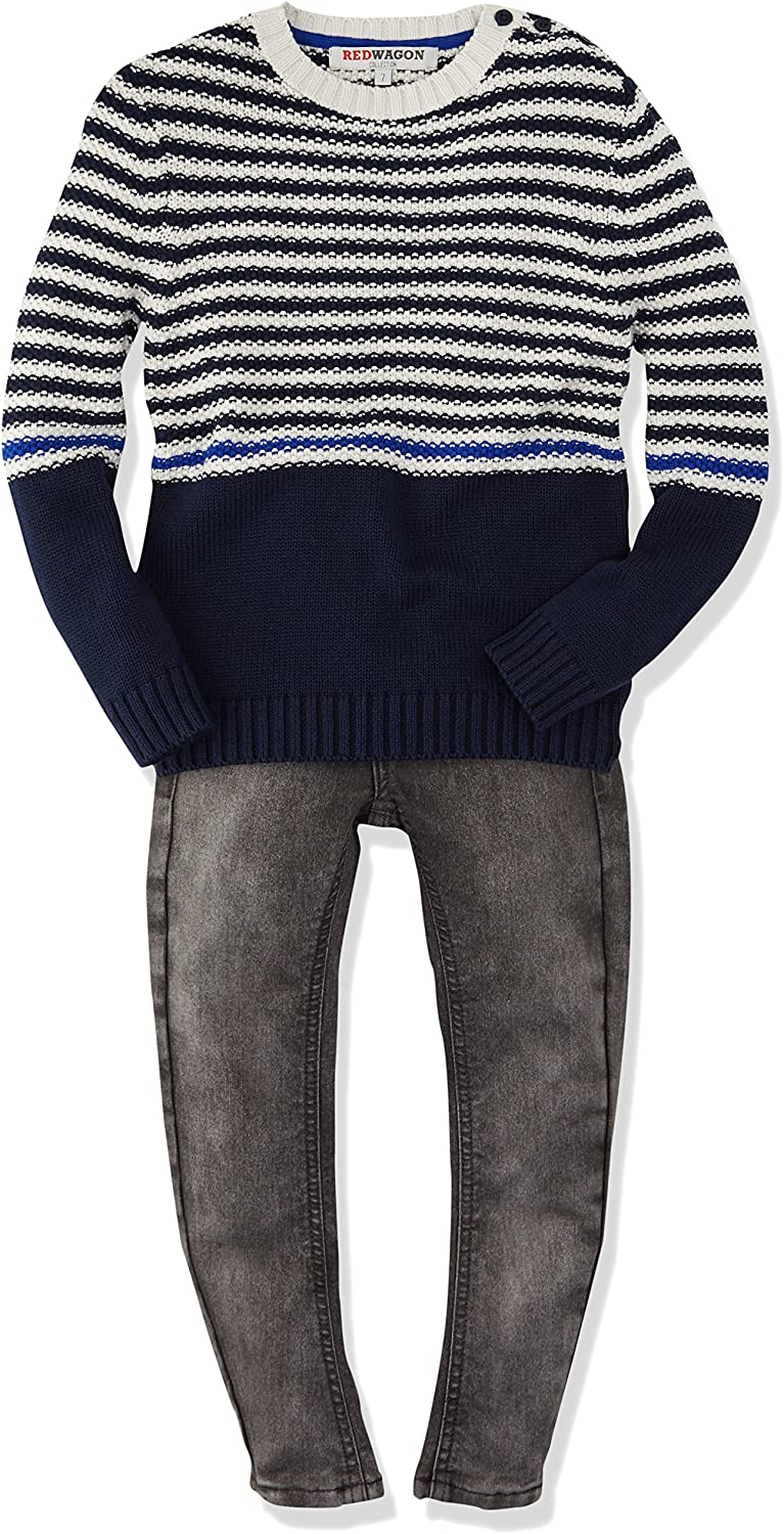 RED WAGON Jeans Skinny Bambino Marchio