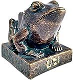 Kek Statue by MemeWerks - Egyptian Frog Goddess Heket Statue - Iconic Egyptian Frog Statue