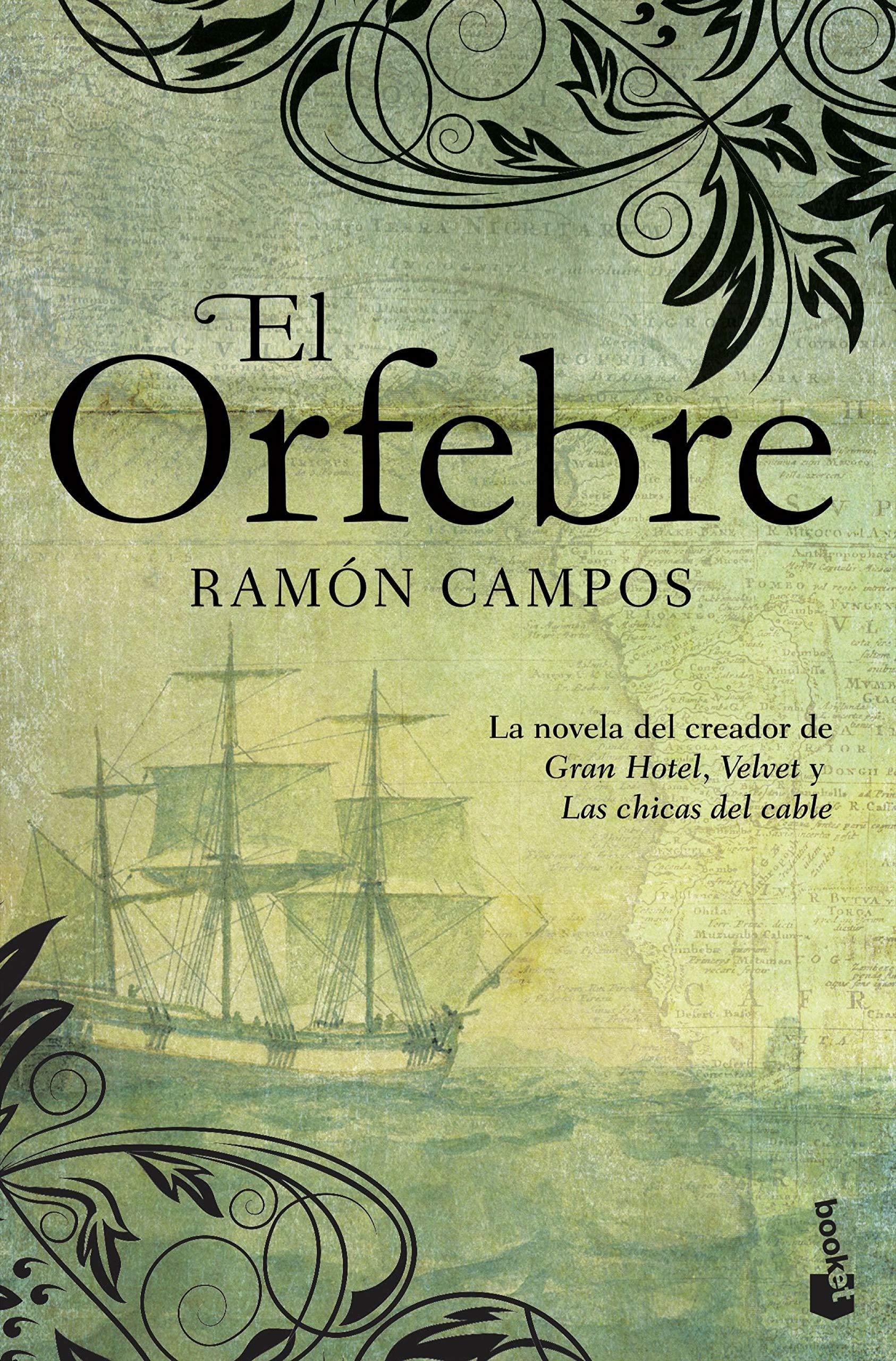 El orfebre (NF Novela): Amazon.es: Campos, Ramón: Libros