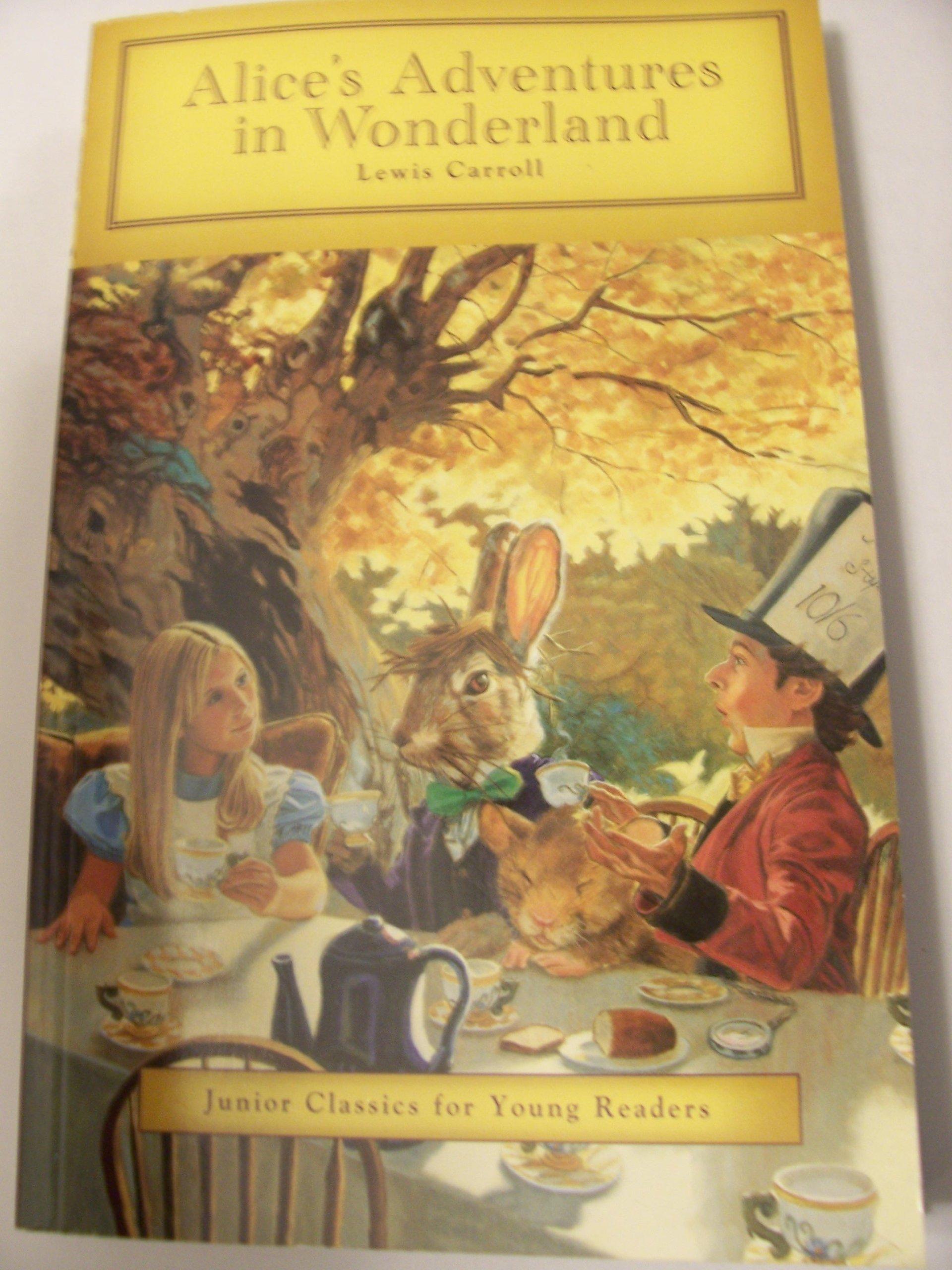 Alice's Adventures in Wonderland (Junior Classics for Young Readers) pdf epub