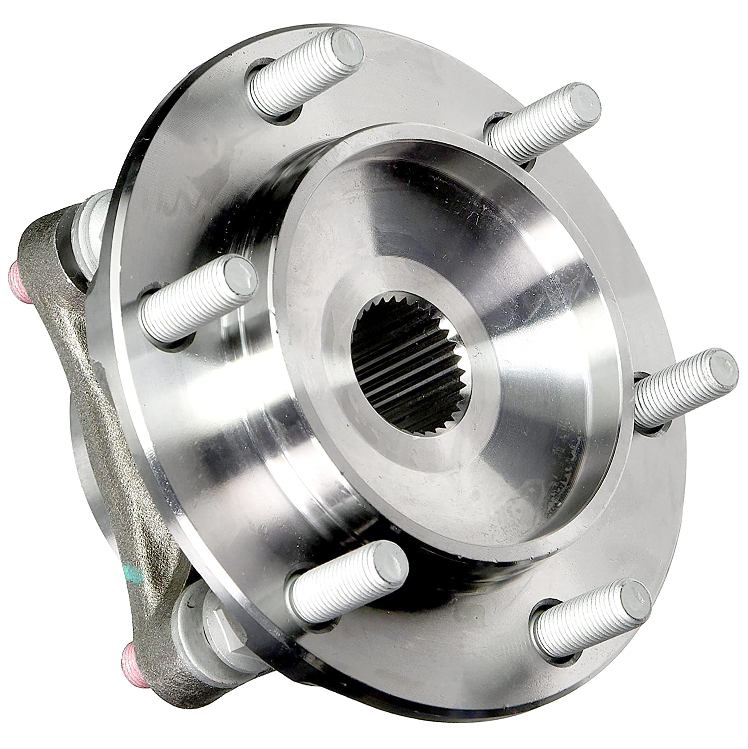 APDTY 515040 Wheel Hub Bearing Complete Bolt On Assembly w/Studs Fits 4WD  or AWD Front Left or Right 2010-2015 Lexus GX460 2003-2009 GX470 2003-2015