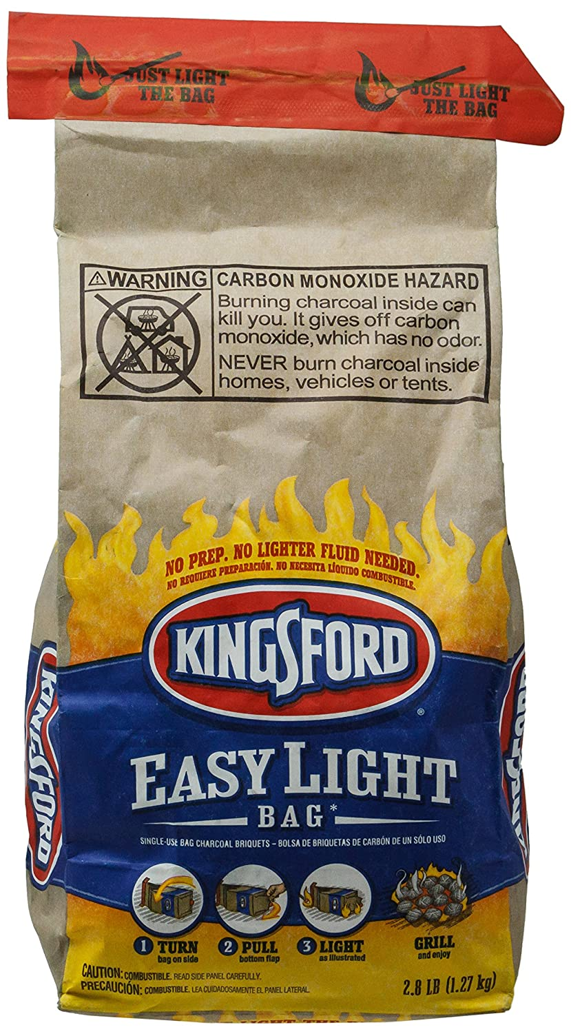 Kingsford Products 31184 Kings Easy Light Bag, 2.8 lb