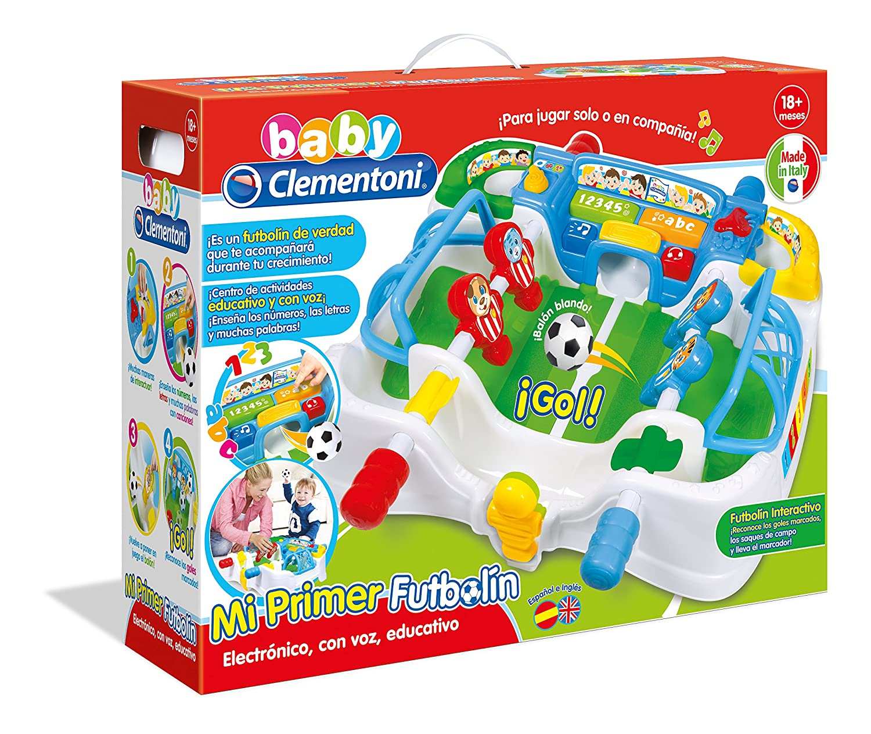 Baby Clementoni Fermin mi primer futbolín