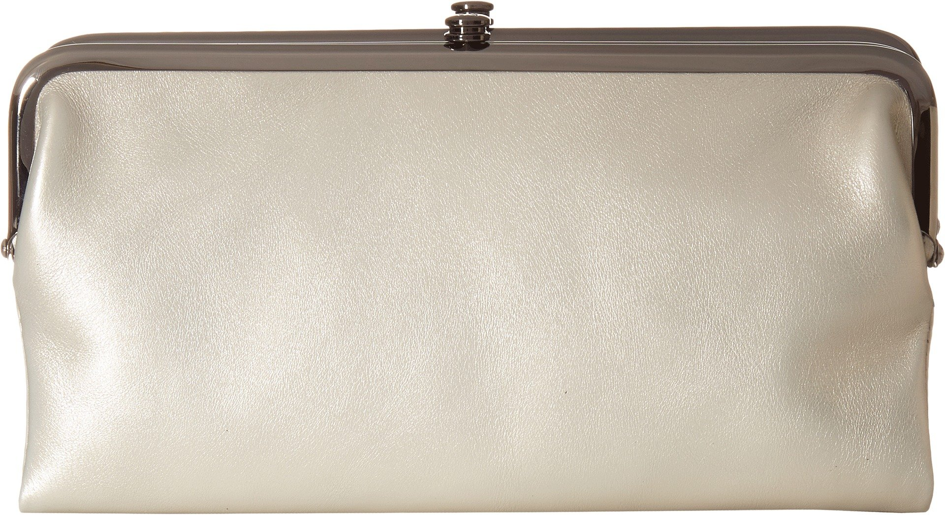Hobo Womens Lauren Vintage Wallet Clutch Purse (Opal)