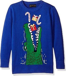 alex stevens boys gator gifts sweater