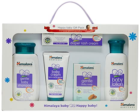 aab07388585b8 Himalaya Baby Gift Pack Mini: Amazon.in: Baby