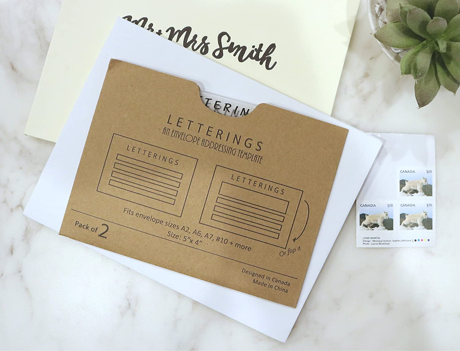 Amazon envelope and address stencil ruler guide and template amazon envelope and address stencil ruler guide and template for writing calligraphy recipe cards wedding invitations thank you notes monicamarmolfo Gallery