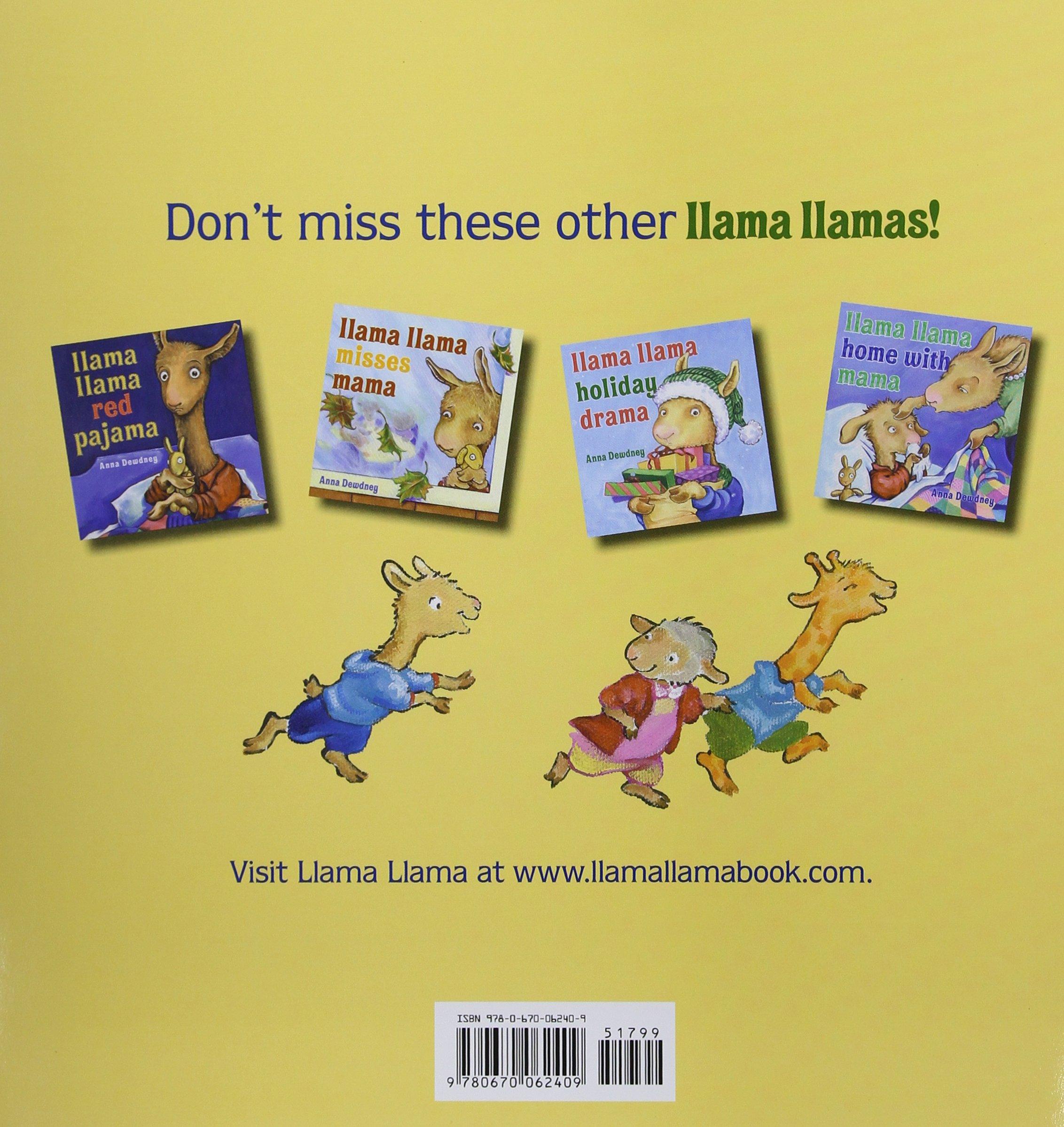 llama llama mad at mama anna dewdney 9780670062409 amazon com