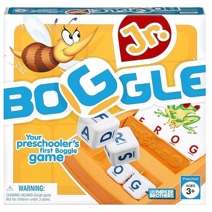 Boggle Junior Game (Amazon Exclusive)