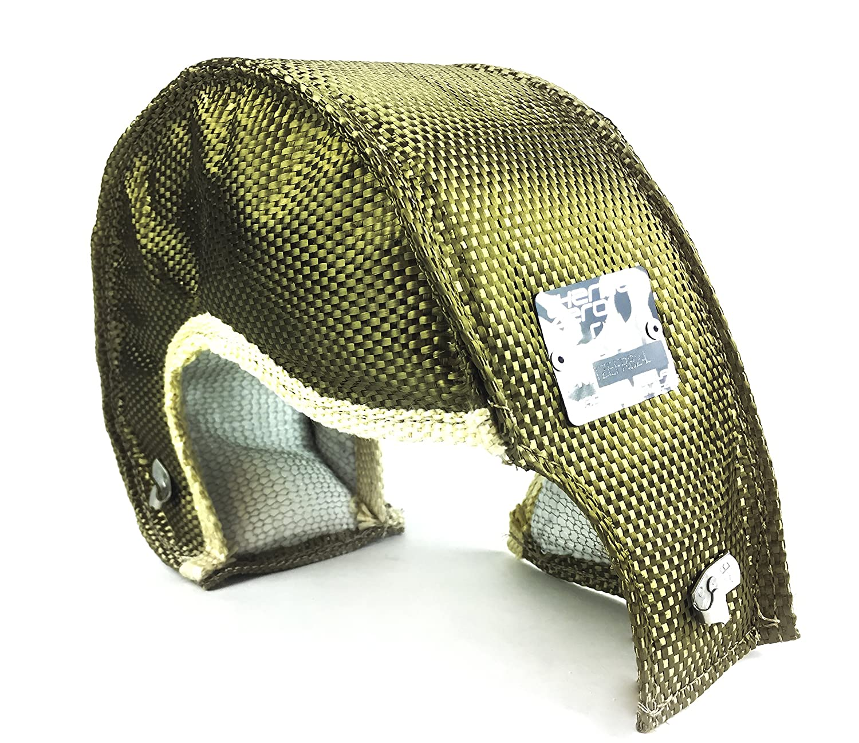 Thermal Zero Lava EFR B2 turbo blanket heat shield cover