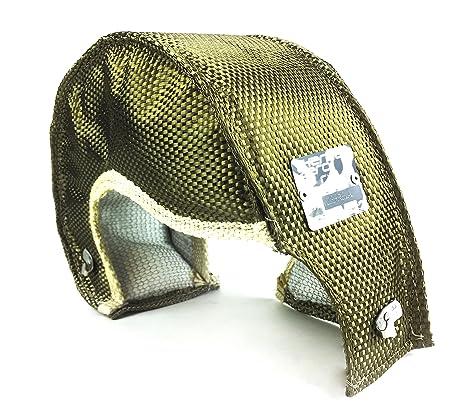 Térmica Zero Lava EFR B1 Turbo manta calor Shield Cover. Fits Borg Warner EFR internamente