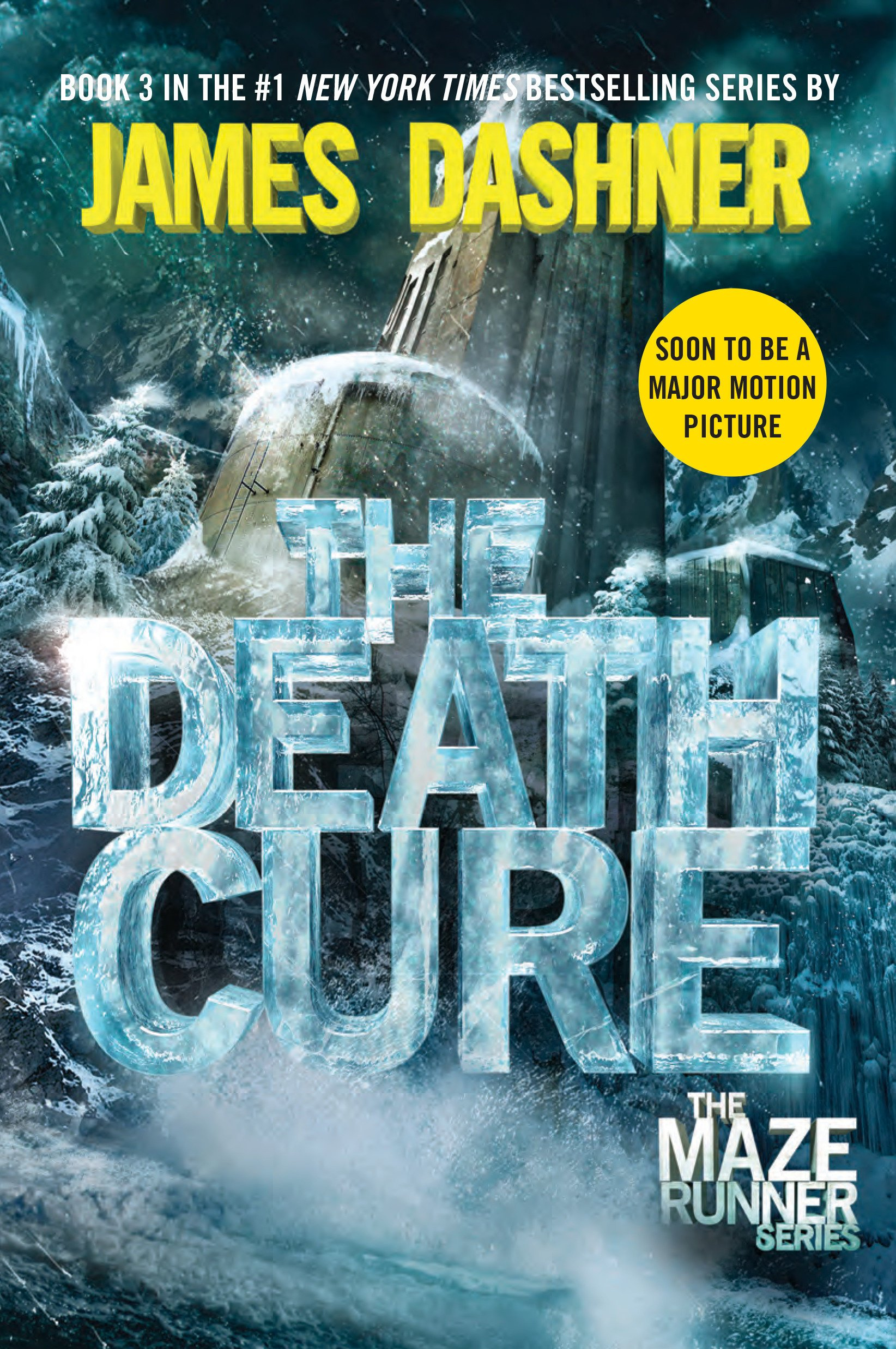 Buy The Death Cure (Maze Runner, Book Three) (The Maze Runner Series ...