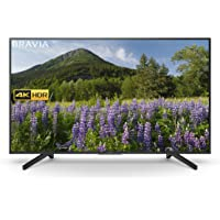 Sony KD55XF7002 55-Inch 4K HDR Ultra HD Smart TV with Freeview Play, Black