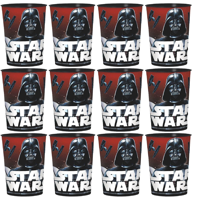 Classic Star Wars Favour Cups Set of 12   B071LN47BS