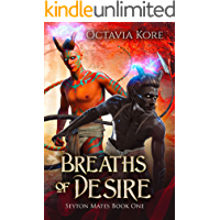 Breaths of Desire: Seyton Mates Book One book cover
