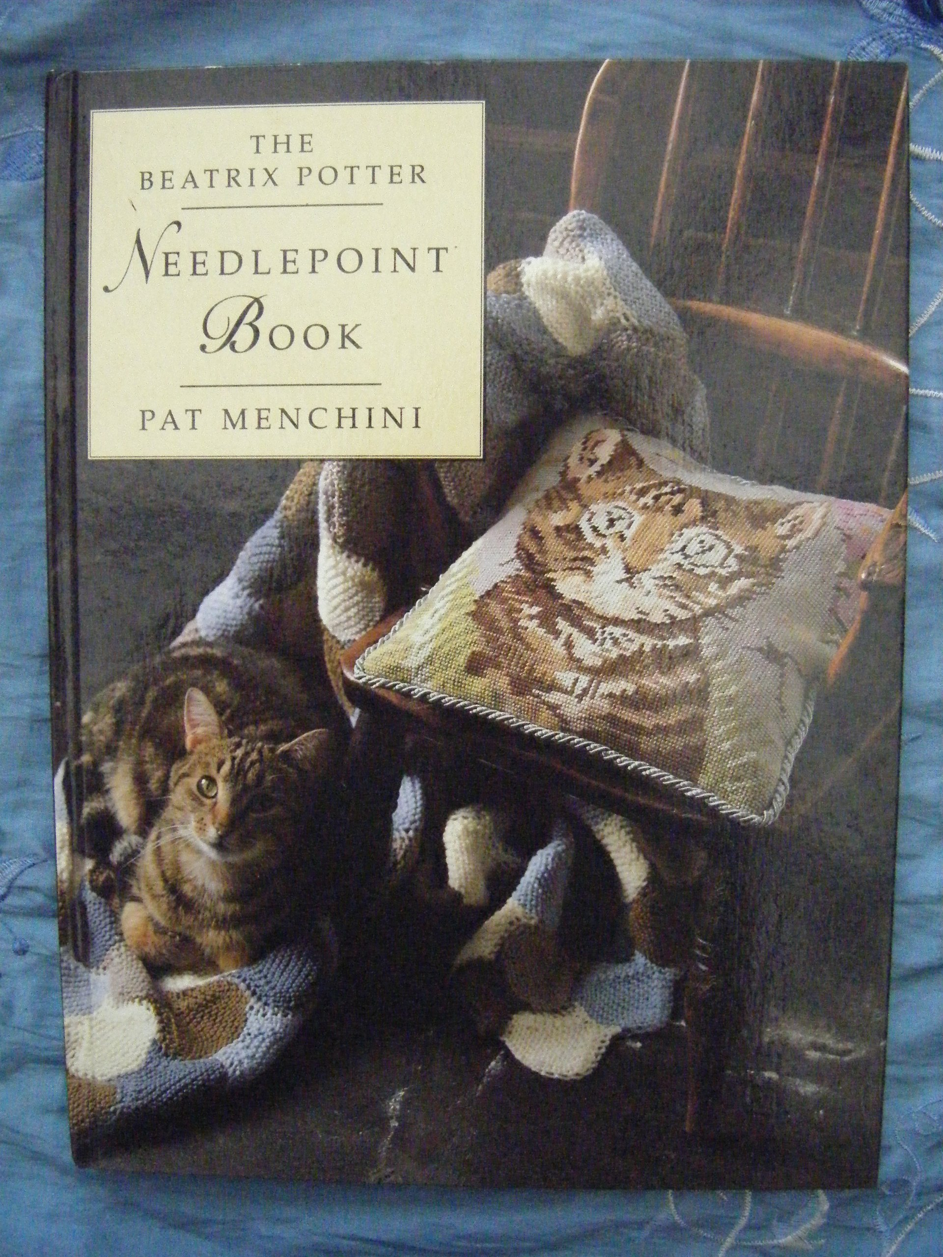 The Beatrix Potter Needlepoint Book: Pat Menchini: 9780723236634 ...