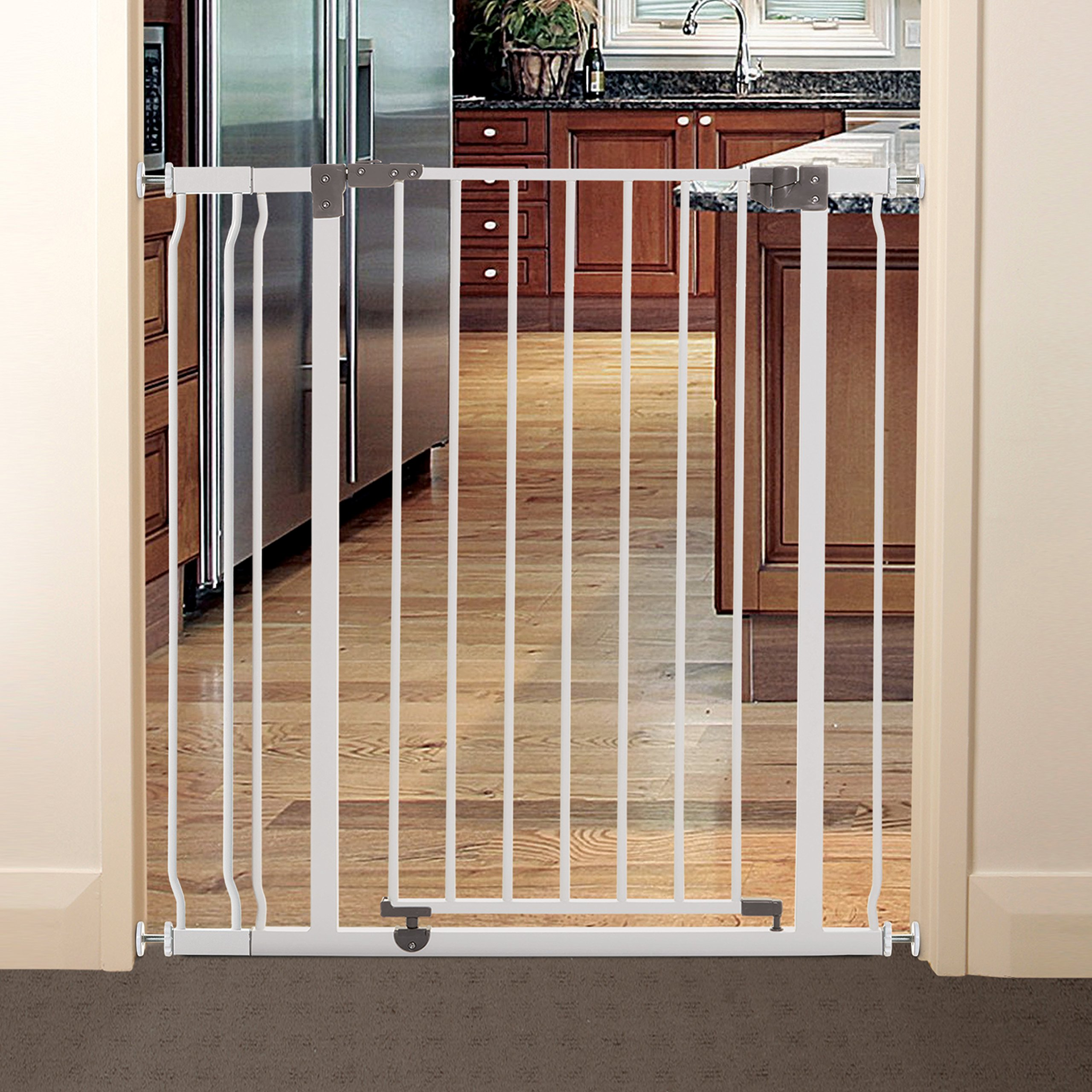 Dreambaby Liberty Tall Auto Close Security Gate w/ 3.5'' Extension by Dreambaby (Image #6)