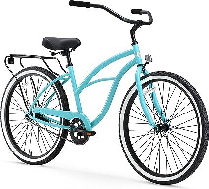 OG SCHWINNS,CRUISER GRIPS BLUE BICYCLE GRIPS BEACH  CRUISER  BICYCLES