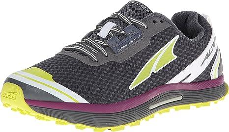 ALTRA para Dama Lone Pico II Trail Running Zapato - Gris Oscuro, 5 UK: Amazon.es: Zapatos y complementos
